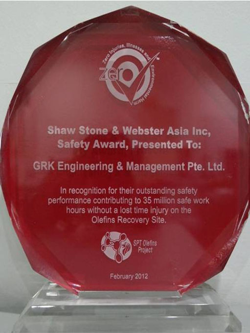About – GRK Group